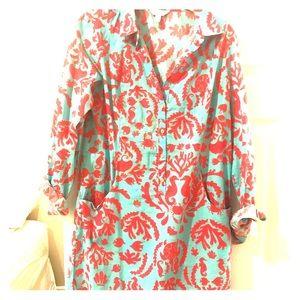 Lily Pulitzer Tunic Dress